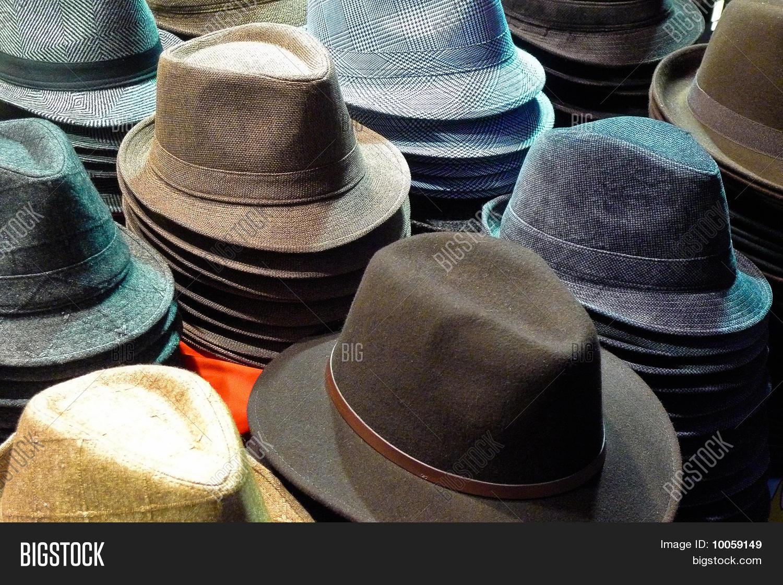 bd85579de57 Men s hats for sale in the Pigalle neighborhood of Paris France