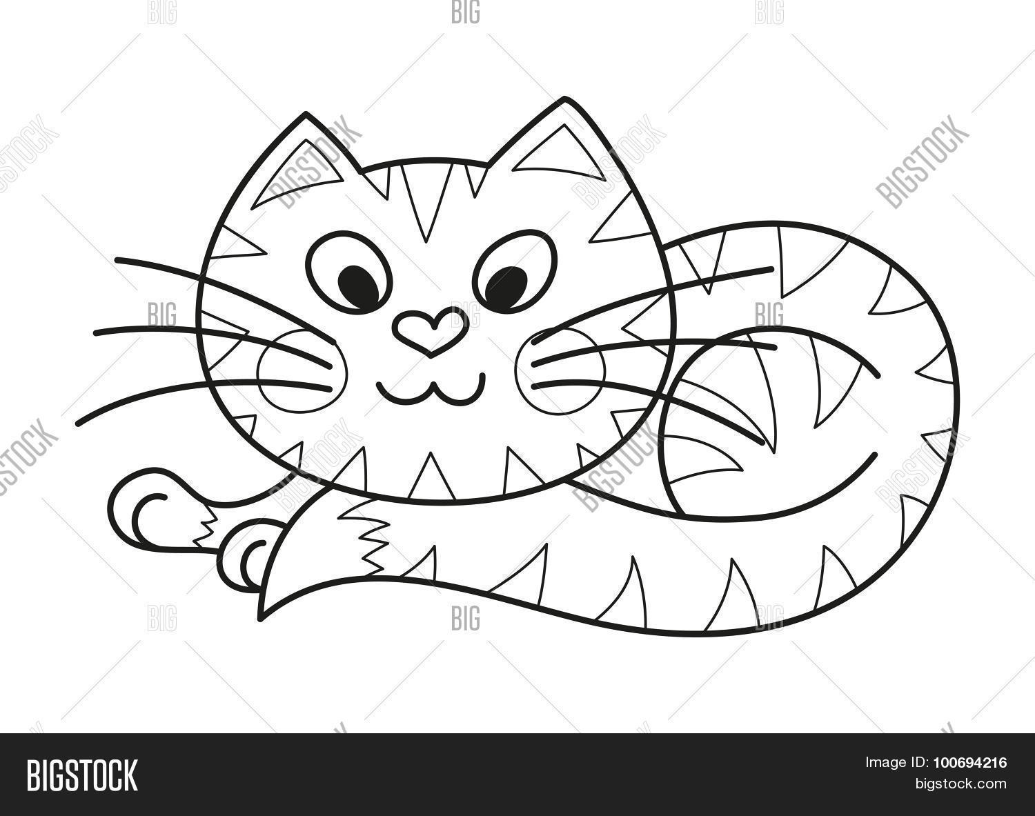 Kitty Cat Jewelry Boxes Tags : Kitty Cat Coloring Pages Pattern ... | 1183x1500