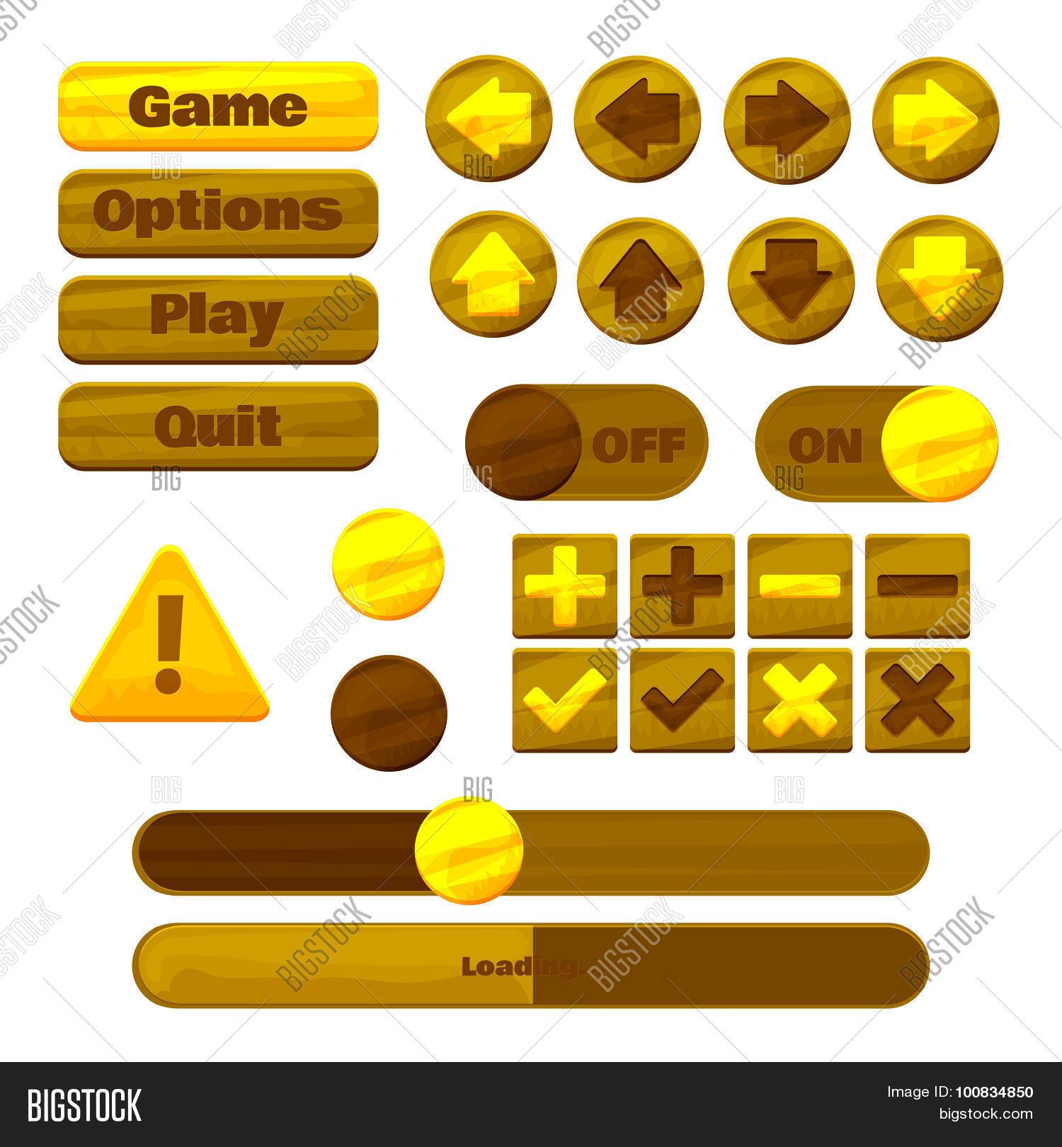 Universal Yellow UI Image & Photo (Free Trial) | Bigstock
