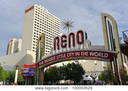 RENO USA - AUGUST 12: