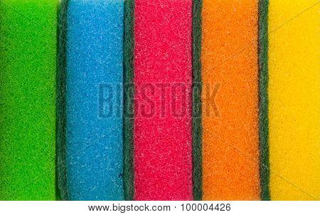 Sponge stripes