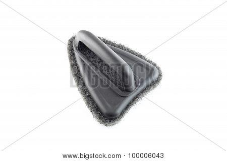 Black Scrub Brush.