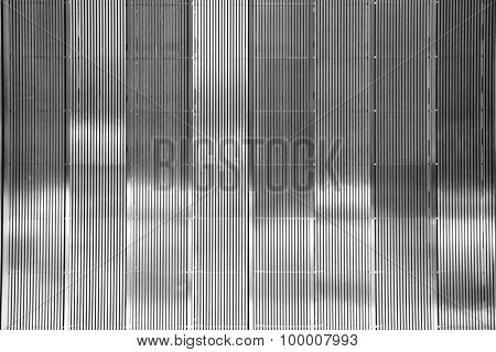 Abstract stainless steel background texture