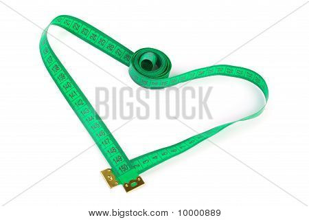 Heart Shaped Measuring Tape