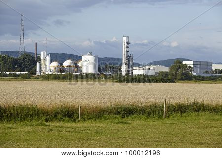 Hattingen (northrhine-westphalia, Germany) - Air Products