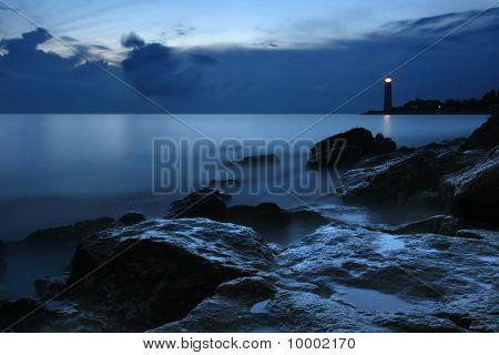 Nightly Sea