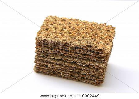 Stack Of Fibre Crackers