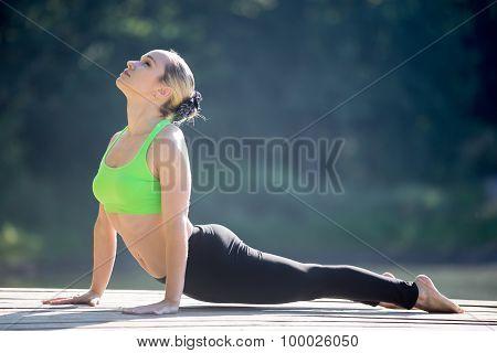 Upward Facing Dog Pose