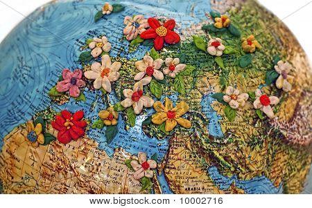 Flowered Europe