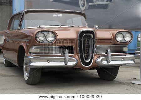 Vintage car Ford Edsel Corsair