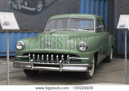 Vintage car DeSoto