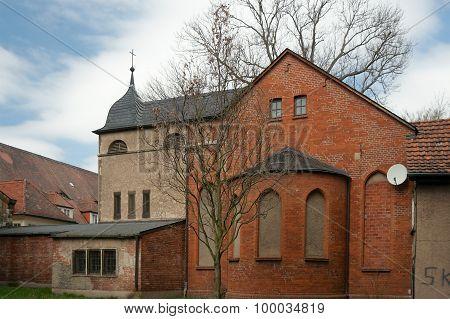 St. Nicholas' Church, Eisenach, Germany