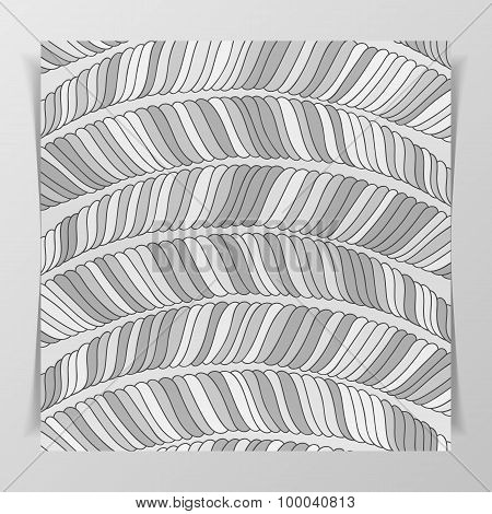 Striped Monochrome Pattern