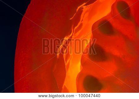 Fire In Tomato