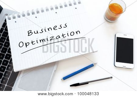 Business Optimization
