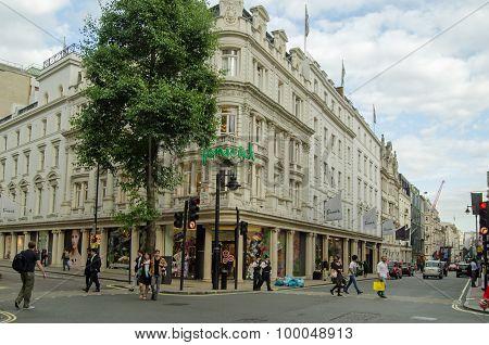 Fenwick Department Store, London