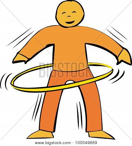 Active Hula Hooping