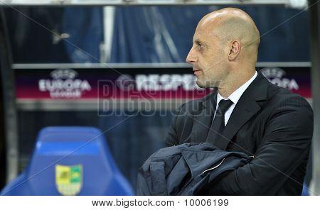 Domenico Di Carlo Samdoria Head-coach