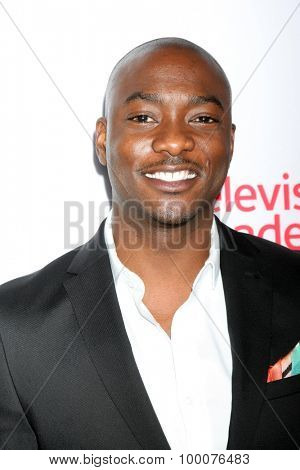 LOS ANGELES - AUG 27:  BJ Britt at the Dynamic & Diverse Emmy Celebration at the Montage Hotel on August 27, 2015 in Beverly Hills, CA