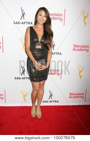 LOS ANGELES - AUG 27:  Cathy Vu at the Dynamic & Diverse Emmy Celebration at the Montage Hotel on August 27, 2015 in Beverly Hills, CA
