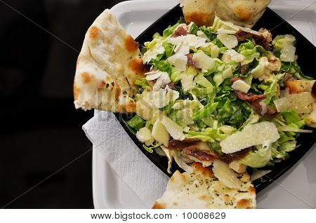 Close Up View Of A Formaggi Salad