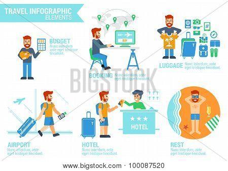 Travel Infographic.