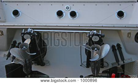 Twin Inboards