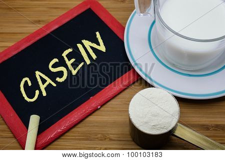 Concept Of Casein In Milk