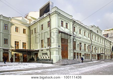 Moscow Art Theatre The Name Of Chekhov