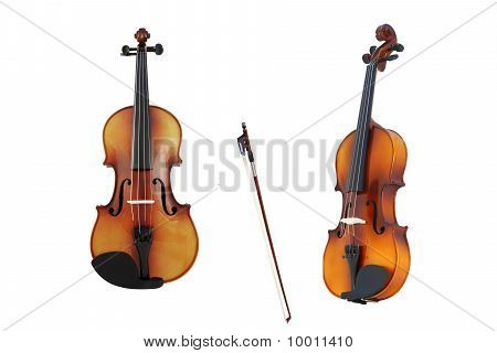 Violin From Different Viewpoints