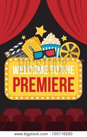 Premiere Poster
