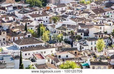 Techos de Granada
