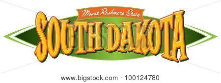 South Dakota Mount Rushmore State