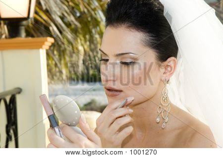 Caribbean Beach Wedding - Cover Girl