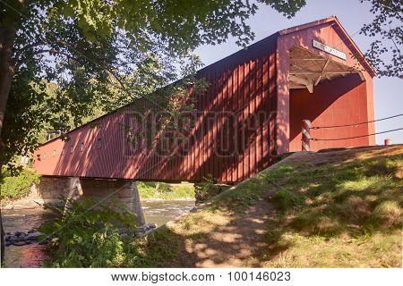 Covered Bridged