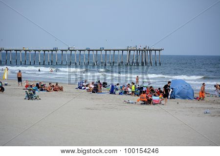 Ventnor Fishing Pier