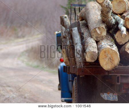 Load Of Wood