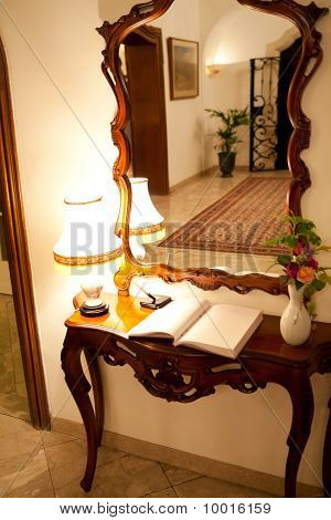 Waiting Guestbook