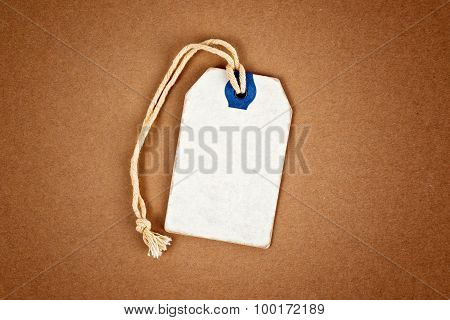 Blank Discount Vintage Price Tag Label As Copy Space