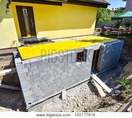 Rebuilding A Family House