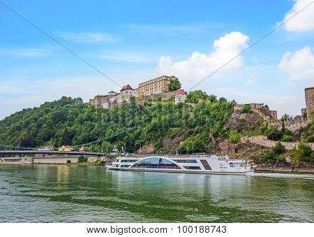Veste Oberhaus, Passau, Germany