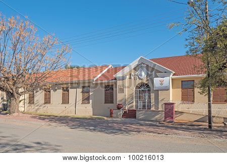 Magistrates Court In Hopetown