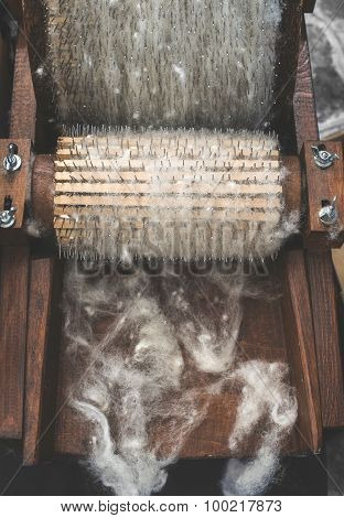 Processing Of Wool
