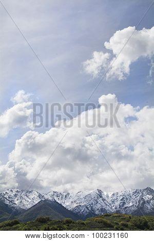 Mountain vertical
