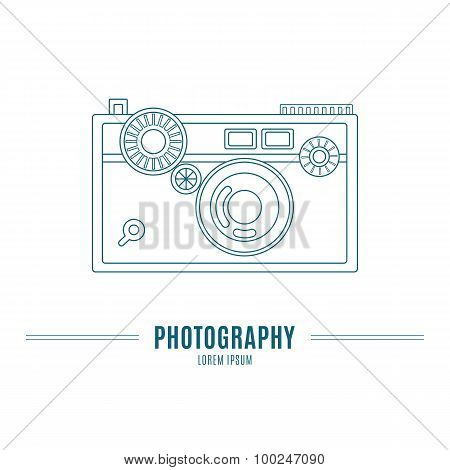 Camera. Camera vector. Camera realistic. Camera retro. Retro camera. Camera vintage. Vintage camera. Camera eps. Camera jpeg. Camera art. Camera picture. Camera isolated. Camera line style. Camera ui.