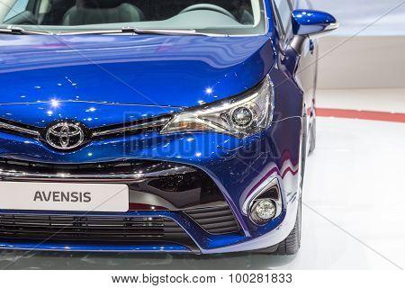 2015 Toyota Avensis