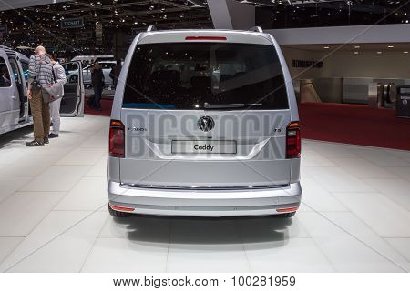 2015 Volkswagen Caddy