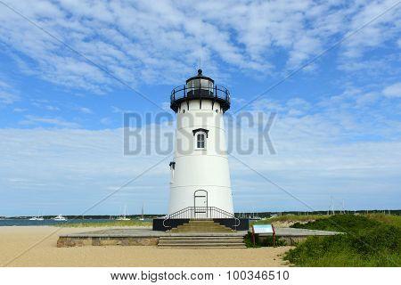 Edgartown Harbor Lighthouse, Martha's Vineyard