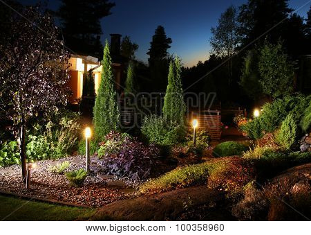 Garden Illumination Lights