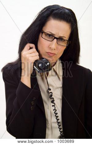Disturbing Phone Call